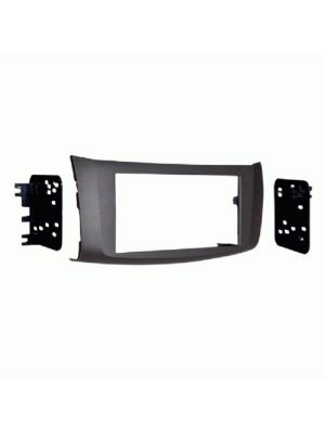 Metra 95-7618G Double DIN Installation Kit for Nissan Sentra 2013-Up Gray
