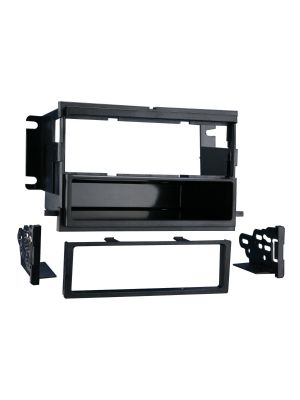 Black Metra 99-5801 Installation Kit Without Pocket for Select 1996-1998 Ford F-150//Expedition Vehicles