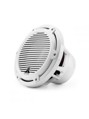 JL Audio M10W5-CG-WH 10-inch (250 mm) Marine Subwoofer Driver, White Classic Grilles, 4 Ω (M10W5CGWH)