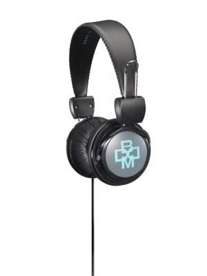BOOM RGGT 3.5MM CONNECTOR OVER EAR RENEGADE HEADPHONE GREY TEAL