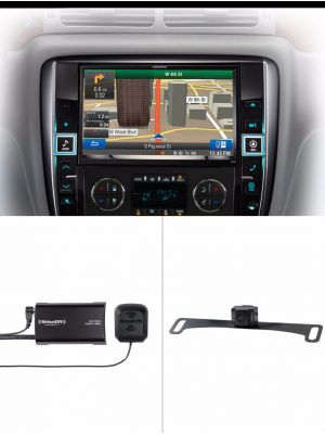 Alpine X009-GM In-Dash Multimedia Restyle System
