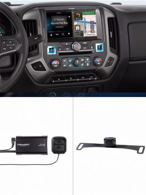 Alpine X110-SLV In-Dash Multimedia Restyle System