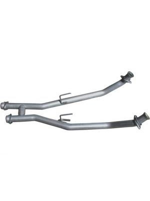 BBK CNC Series Off-Road Race H-Pipes 1565