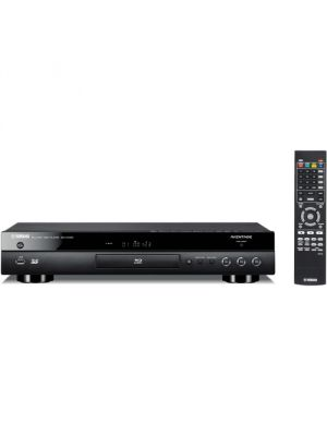 Yamaha AVENTAGE BD-A1020BL 3D Universal Blu-ray Player with Wi-Fi®