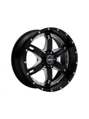 BMF Wheels 20X9 6X5.5 0MM R.E.P.R. 6 DEATH METAL BLACK BMF465B-090613900