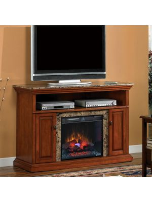 ClassicFlame Brighton TV Stand for TVs up to 62