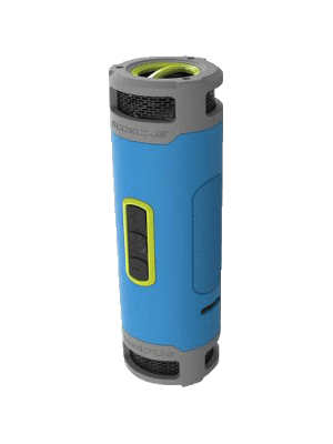 Scosche BTBPSBL Boombottle+ Waterproof Bluetooth Speaker - Sports Blue