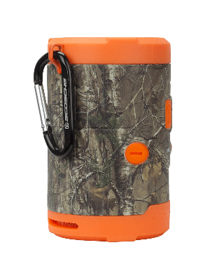 Scosche BTH2ORT Boombottle H2O Waterproof Bluetooth Speaker - Realtree Camo