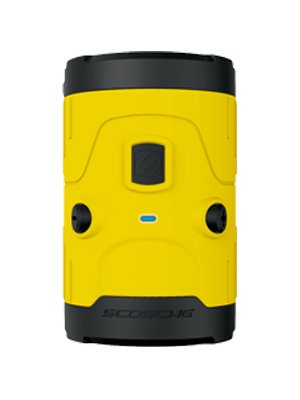 Scosche BTH2OY Boombottle H2O Waterproof Bluetooth Speaker - Yellow