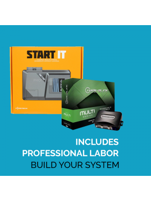Build Your Own Remote Start System