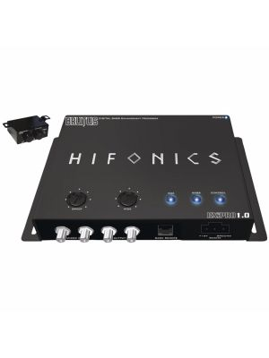 Hifonics BXiPRO1.0 Digital Bass Enhancement Processor