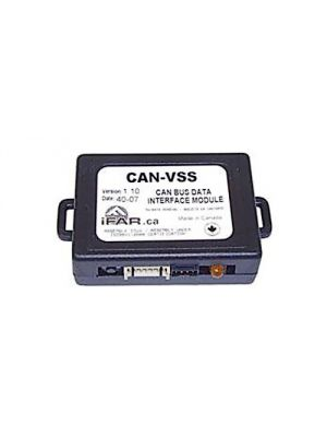 Crimestopper CANVSS CANBUS Vehicle Speed Sensor Generator