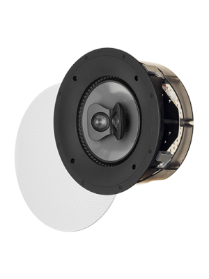 Paradigm® P80-SM In-Ceiling with Dual-Directional Soundfield™ CI Pro Series (White, Paintable) (P80SM)