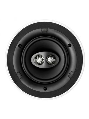 KEF CI160CRDS White Ultra-Thin Bezel In-Ceiling Dual Stereo Speaker