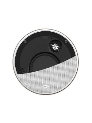 KEF CI160TR White Ultra-Thin Bezel In-Ceiling with Magnetic Grill Speaker