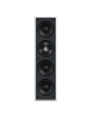 KEF Ci4100QL White In-Wall Speaker