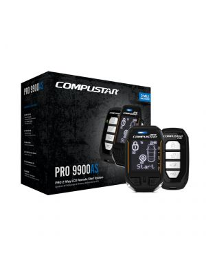 Compustar PRO CSP9900-AS PRO All-in-One 2-Way Remote Start + Security Bundle (CSP9900AS)