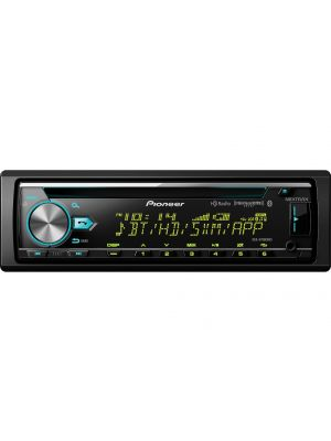 Pioneer DEHX7800BHS CD Receiver with Enhanced Audio Functions (DEH-X7800BHS)