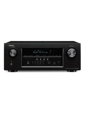 Denon AVR-S900W 7.2 Channel Full 4K Ultra HD A/V Receiver with Bluetooth and WIFI
