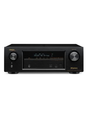 Denon AVR-X1100W IN-Command 7.2 Channel Full 4K Ultra HD A/V Receiver with Bluetooth and WiFi