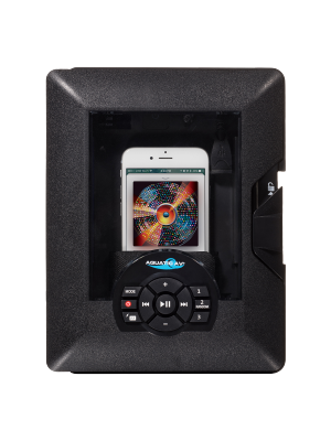 Aquatic AV DM6 Bluetooth & USB Waterproof Marine Stereo Locker
