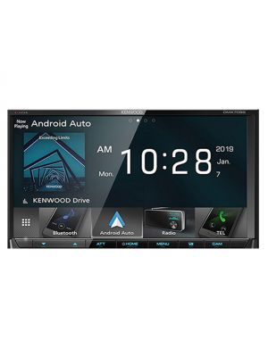 Kenwood DMX706S Digital Media Receiver with Wireless Apple CarPlay
