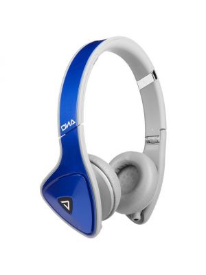 Monster® MH-DNA-ON-BL-LTGY-CA-WW On-Ear Headphones with ControlTalk™ (Cobalt Grey)