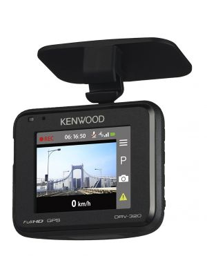 Kenwood DRV-320 Full Hi-Vision Camera with 8GB microSD included