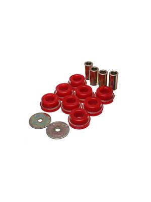Energy Suspension ENG4.4122R Sub-Frame Bushing Set