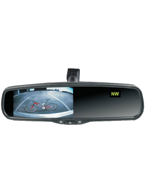 Rydeen EV486A 4.3 Auto-Dimming OE Grade Rearview Mirror Monitor