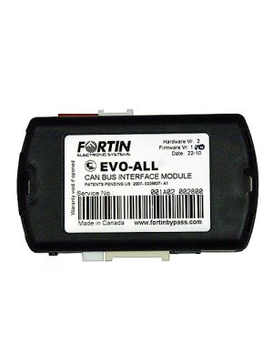 CrimeStopper Fortin EVO-ALL Universal All-in-One Data Bypass and Interface Module (EVOALL)