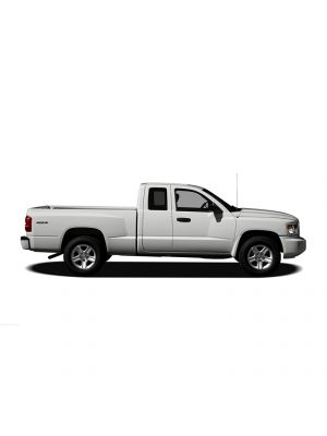 Extended Cab Truck Window Tint