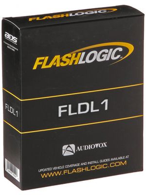 Flashlogic FLDL1 FLCAN Multi-Platform Canbus Enabled Doorlock Interface (AX-FLDL1)