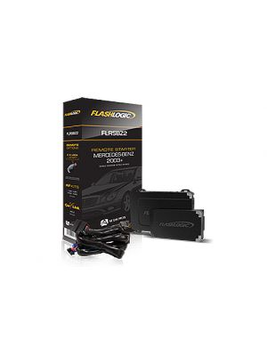 Flashlogic FLRSBZ2 Mercedes-Benz/ Dodge 2003-2013 Remote Starter Kit (AX-FLRSBZ2)