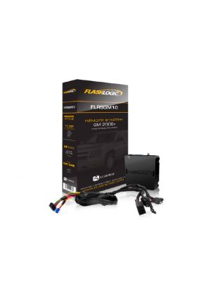 Flashlogic FLRSGM10 Remote Start 4 Chevy / Pontiac / Saturn / Buick / Cadillac / GMC & more (AX-FLRSGM10)