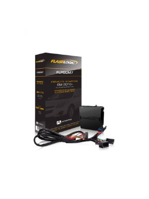 Flashlogic FLRSGM7 Remote Start System for GM / Chevy / Buick / GMC (AX-FLRSGM7)