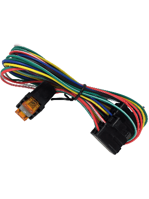 Compustar FT-HRN-LC1 10PK Low Current Harness For CM7 & LT Controls (10 Pack) (FTHRNLC1)
