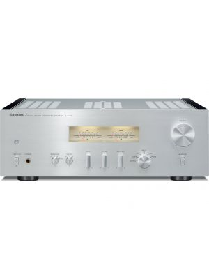 Yamaha A-S1100BL Stereo integrated amplifier (Silver)