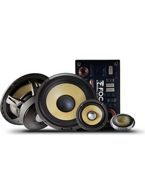 "Focal ES 165 KX3 6.5"" 3-way component kit"