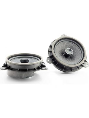 """Focal IC 165 TOY 2-Way 6.5"""" Coaxial Kit for Toyota"""