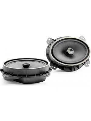 """Focal IC 690 TOY 2-Way 6"""" x 9"""" Coaxial Kit for Toyota"""
