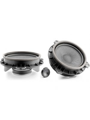 """Focal IS 165 TOY 2-Way 6.5"""" Component Kit for Toyota"""