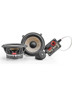 "Focal PS 130 F FLAX 5.25"" 2-way component kit, RMS: 60W - MAX: 120W"