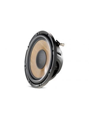 "Focal SUB P 25FS 10"" Flax Shallow Subwoofer 4 Ohms,RMS 280W-MAX 560W"