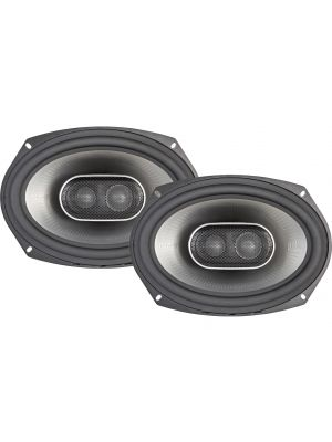"Polk Audio MM 692 6""x 9"" Three Way Speakers with Ultra Marine Certification"