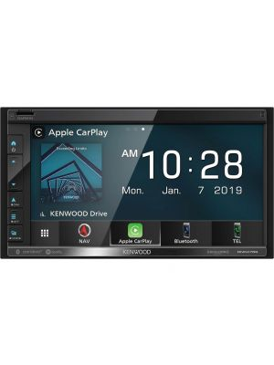 Kenwood DNR476S Navigation Digital Multimedia Receiver with Bluetooth