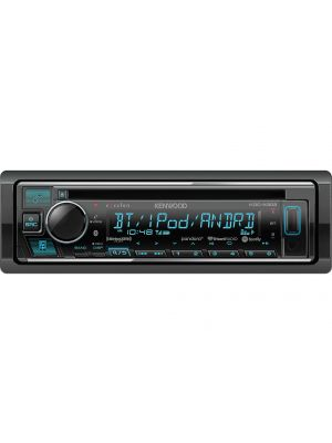 Kenwood KDC-X303 CD Receiver with Bluetooth