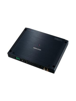 Kenwood Excelon XR601-1 mono subwoofer amplifier & Kenwood Excelon XR-W10F Shallow-mount 10