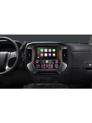 Alpine i209-GM In-Dash Restyle System Custom-fit digital multimedia receiver with 9