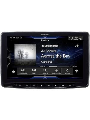Alpine iLX-F309 Halo 9 In-Dash Digital Media Receiver with Bluetooth (iLXF309)